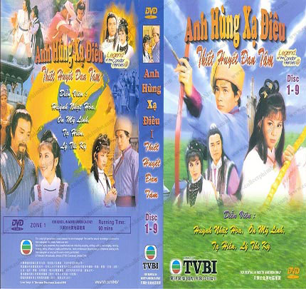 Anh Hung Xa Dieu 82 - Legend Of The Condor Heroes 82