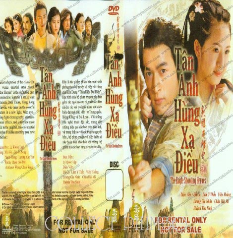 Tan Anh Hung Xa Dieu 2008 - Legend of The Condor Heroes 2008