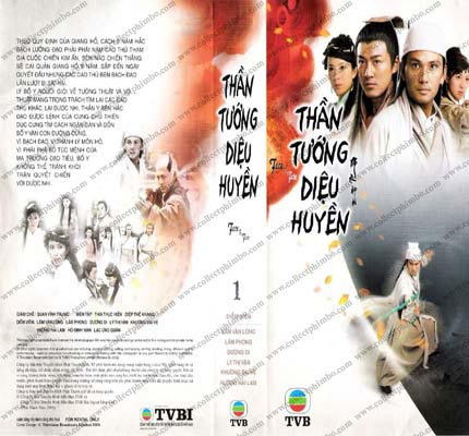Than Tuong Dieu Huyen (Bo Y Than Tuong) - Face To Face