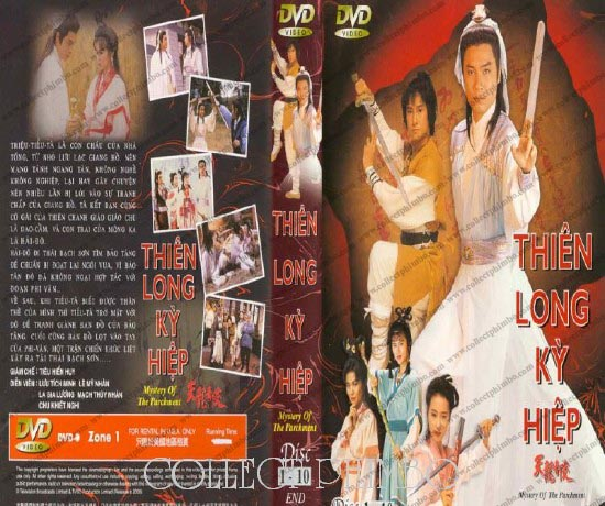 Thien Long Ky Hiep - Mystery of Parchment
