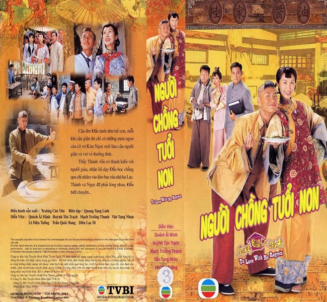 Nguoi Chong Tuoi Non - To Love With No Regrets