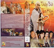 Thap Bat La Han - Eighteen Monks
