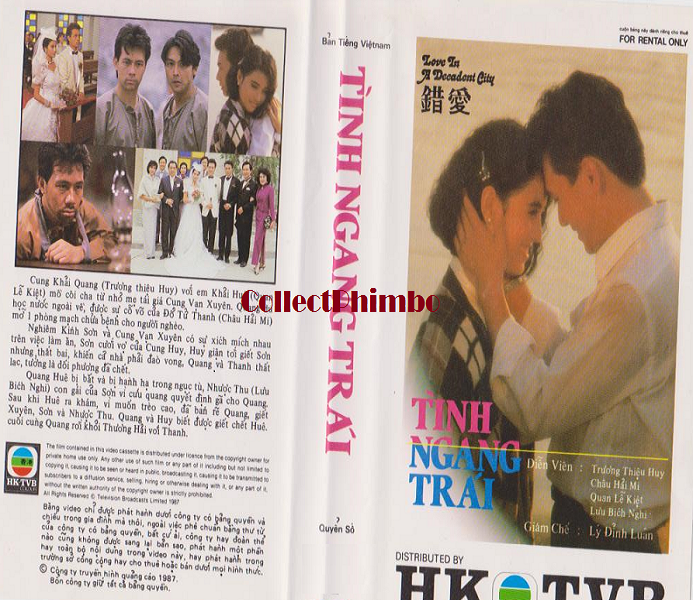 Tinh Ngang Trai - Love In A Decadent City